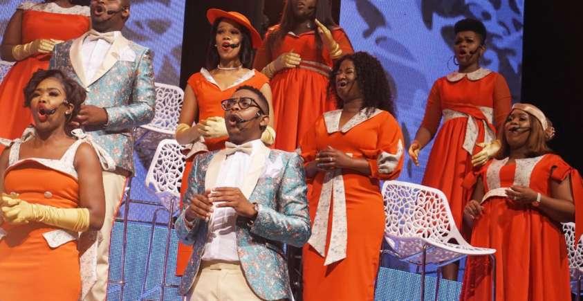 Joyous Celebration 24 Unikiwe Lyrics