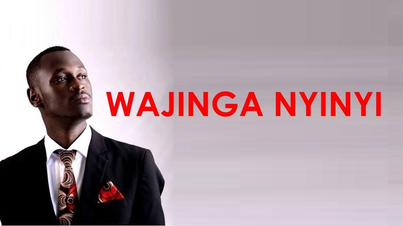 King Kaka Wajinga Nyinyi Lyrics and Music Video